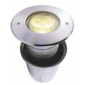 LED, Durchmesser: 10.9cm, warmbiały