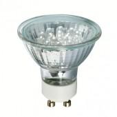 LED Reflektorlampe, GU10, 1W, 35 lm, 3000K