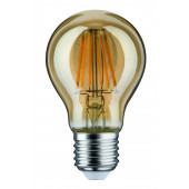 LED AGL Leuchtmittel, E27, 7,5W, 380lm, 2500K, gold