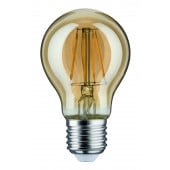 LED AGL Leuchtmittel, E27, 5W, 380lm, 2500K, gold