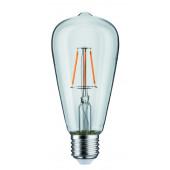 LED Rustika (ST64) E27 4 W 300 lm 1800 K