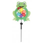 Frosch Höhe 94 cm grün 1-flammig rund