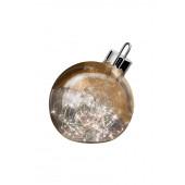 Ornament T Ø 30 cm kupfer 1-flammig kugelförmig