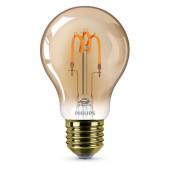 LED Leuchtmittel, E27, 2,3W, 125lm, 2000k, gold