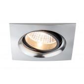 Premium Line Daz 2er-Set 11x 11 cm metallisch 1-flammig quadratisch