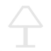 Donia Ø 7,9 cm chrom 1-flammig rund