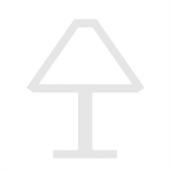 Werana Tiefe 15 cm metallisch 2-flammig quaderförmig