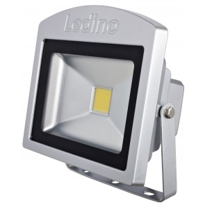 LED - Strahler Dahlem 20SW, 20W, 3000K, silber