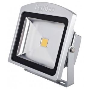 LED - Strahler Dahlem 30SW, 30W, 3000K, silber