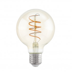 LED Leuchtmittel, E27, 4W, 260lm, 2200K