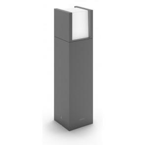 Arbour, LED, Höhe 40 cm, anthrazit