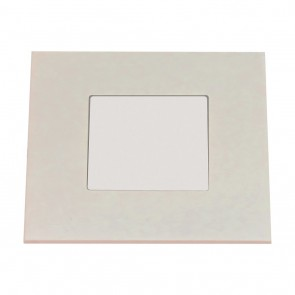 LED Panel, 7,5 x 7,5 cm, Weiß