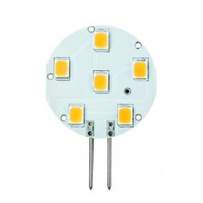 LED NV-Stiftsockel downlight 1,3W G4 Warmweiß