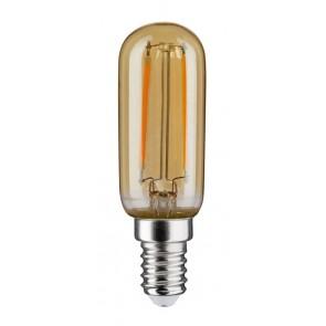 LED Vintage Röhre 2W E14 230V Gold 1700K