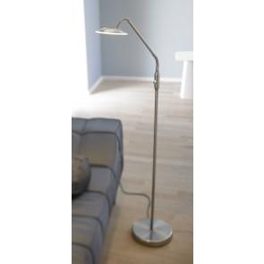 Twin, Höhe 157 cm, inkl LED, nickel matt