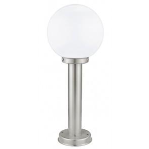 Nisia, Höhe 50 cm, Glas biały