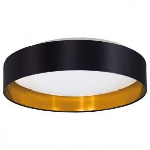 Maserlo, czarny, gold