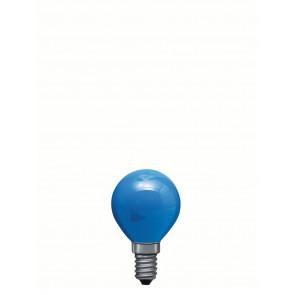 Glühbirne E14 25W blau dimmbar