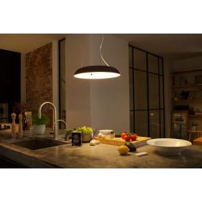 Amaze, LED, Inkl. Dimmschalter, Farbtemperatur änderbar, Schwarz