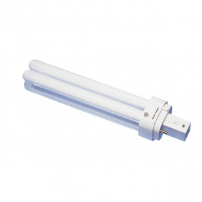 Kompaktleuchtstofflampe TC-D G24d-2 18 W 1200 lm 2700 K