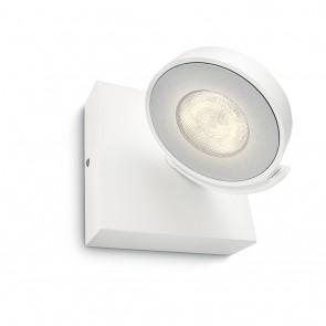 Clockwork, LED, 1-flammig, dimmbar, schwenkbar, weiß