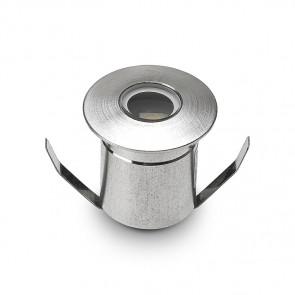 Gea Mini Ø 2,2 cm metallisch 1-flammig rund