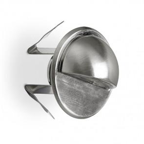 Gea Ø 3,5 cm metallisch 1-flammig rund