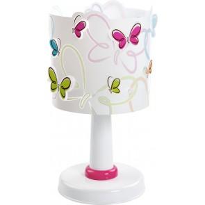 Butterfly, E14, Höhe 29 cm, bunt
