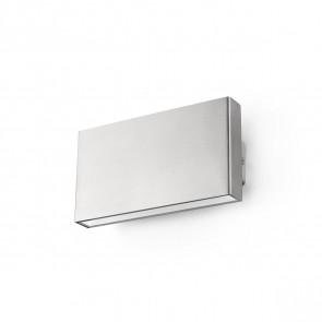 Kaula Länge 18 cm metallisch 2-flammig rechteckig