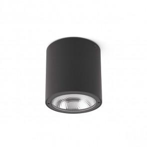 Goz LED, anthrazit, 8W, 3000K, IP65