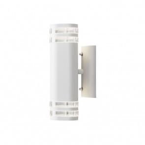 Modena, GU10, IP44, dimmbar, weiß