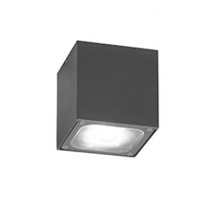 Cesena, LED, IP54, anthrazit