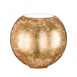 Fara Ø 29 cm gold 1-flammig kugelförmig