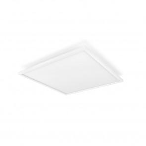 White Amb. Aurelle 60 x 60 cm weiß 1-flammig quadratisch
