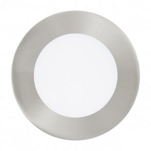 Fueva, LED-BLE-RGB-CCT, Ø120, nickel-matt