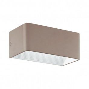 Sania 3, LED, Länge 20 cm, nickel-matt