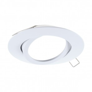 Tedo, GU10, Ø 8 cm, weiß