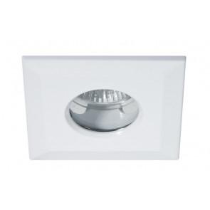 Premium Line 8,7 x 8,7 cm weiß 1-flammig quadratisch