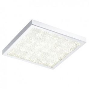 Cardito, LED, 36,5 x 36,5 cm, mit Farbwechsel, mit Fernbedienung