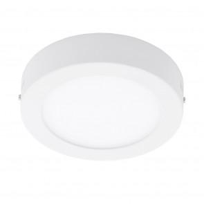Fueva 1, Ø 17 cm, Höhe 3,5 cm, 4000K, weiß