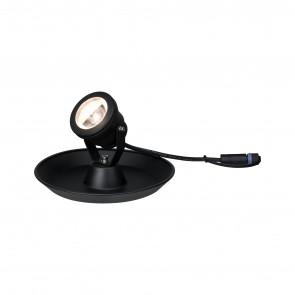 Plug&Shine Underwater Spot, LED, IP68, dimmbar, schwenkbar, schwarz