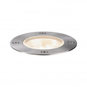 Plug & Shine Ø 9,8 cm metallisch 1-flammig rund