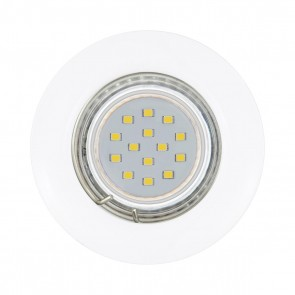 Peneto, Ø 7,8 cm, 3-er Set, inkl LED, Weiß