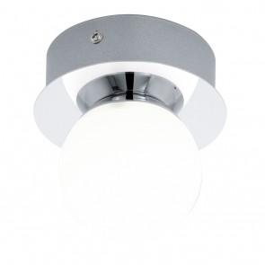 Mosiano, 1-flammig, IP44, inkl LED, chromfarben