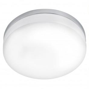 Lora, LED, IP54, Ø 32 cm, chrom