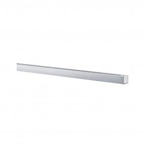 VariLine Schiene 50 cm Alu-gebürstet max. 2x2000W