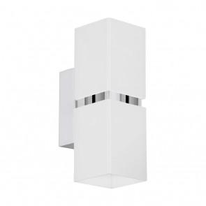Passa, Höhe 17 cm, LED, weiß/chromfarben