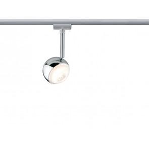 URail System LED Spot Capsule II, matt-chrom