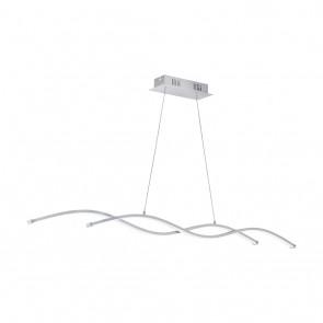 Lasana 2, LED, Länge 120 cm, chromfarben