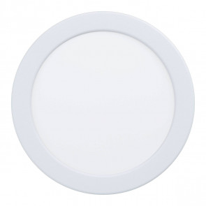 Fueva 5 dimmbar Ø 16,6 cm weiß 1-flammig rund